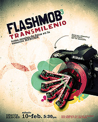 flashmob, cara elegan untuk mengaspirasikan suara hati