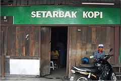 Starbucks versi Melayu nih!