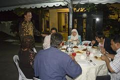 meugang menjadi ajang silaturahim masyarakat Aceh