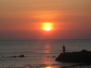 Sunset Takisung