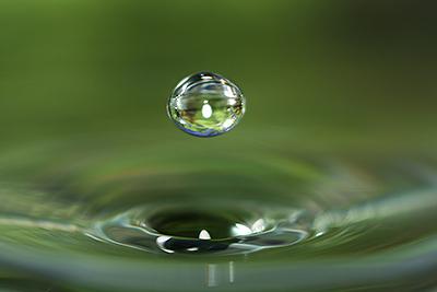 tetesan air