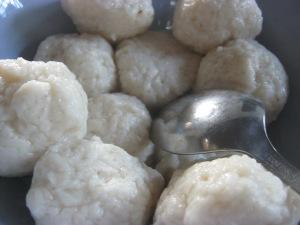 Tape beras, buat sarapan di Krueng Mane. Dok: Iqbal