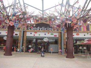 Candylicious, Sentosa Island