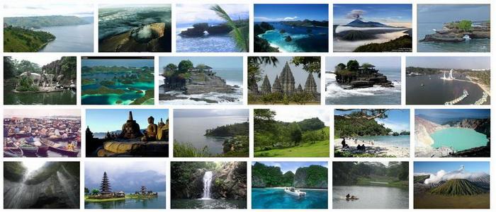 Pariwisata Indonesia. Dok: www.cendikianews.com