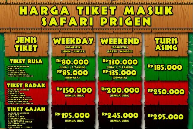 Tiket Prigen